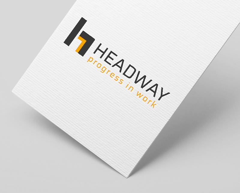 Logo Redesign –Headway Personal (via Weder & Noch)